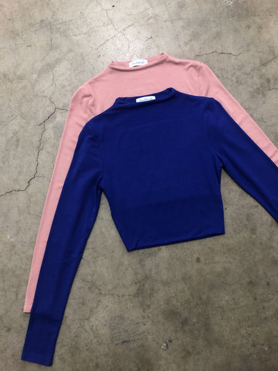 Paris Long Sleeve (Royal Blue)