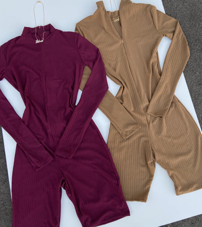 Autumn Romper