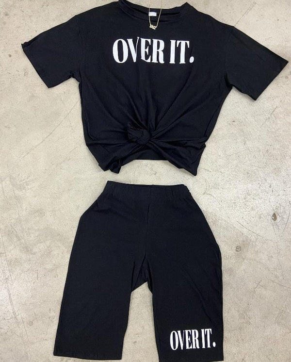 Over It (PLUS SIZE)