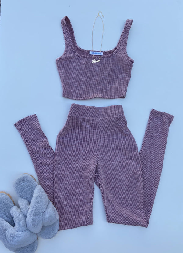 Sandune Set (Burgundy)