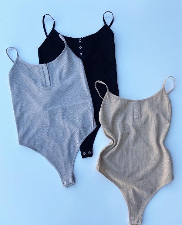 Destinie Bodysuit (Snap Button)