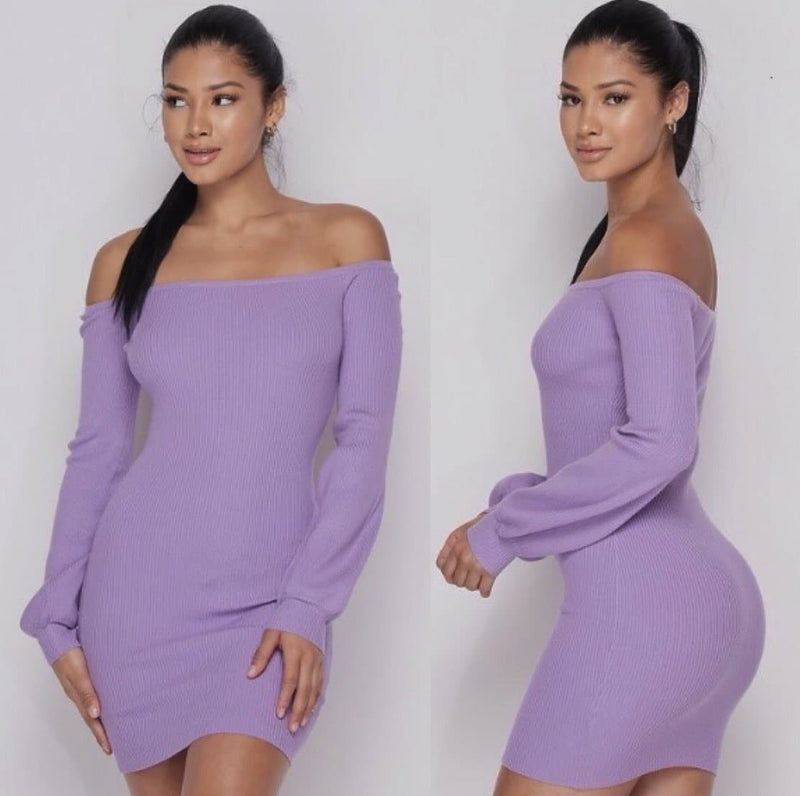Lani Dress (Lavender)