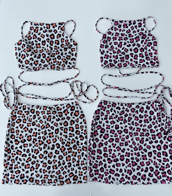 Pebbles Skirt Set