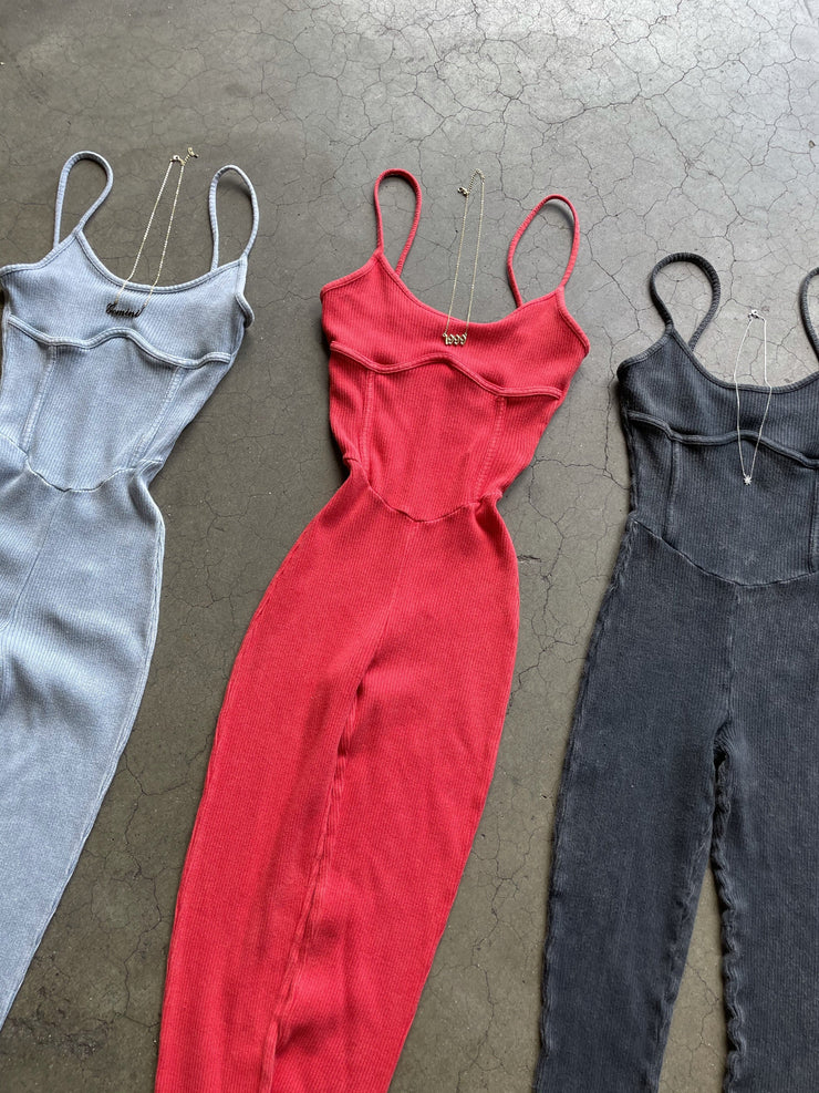 Mayra Mineral Jumpsuit