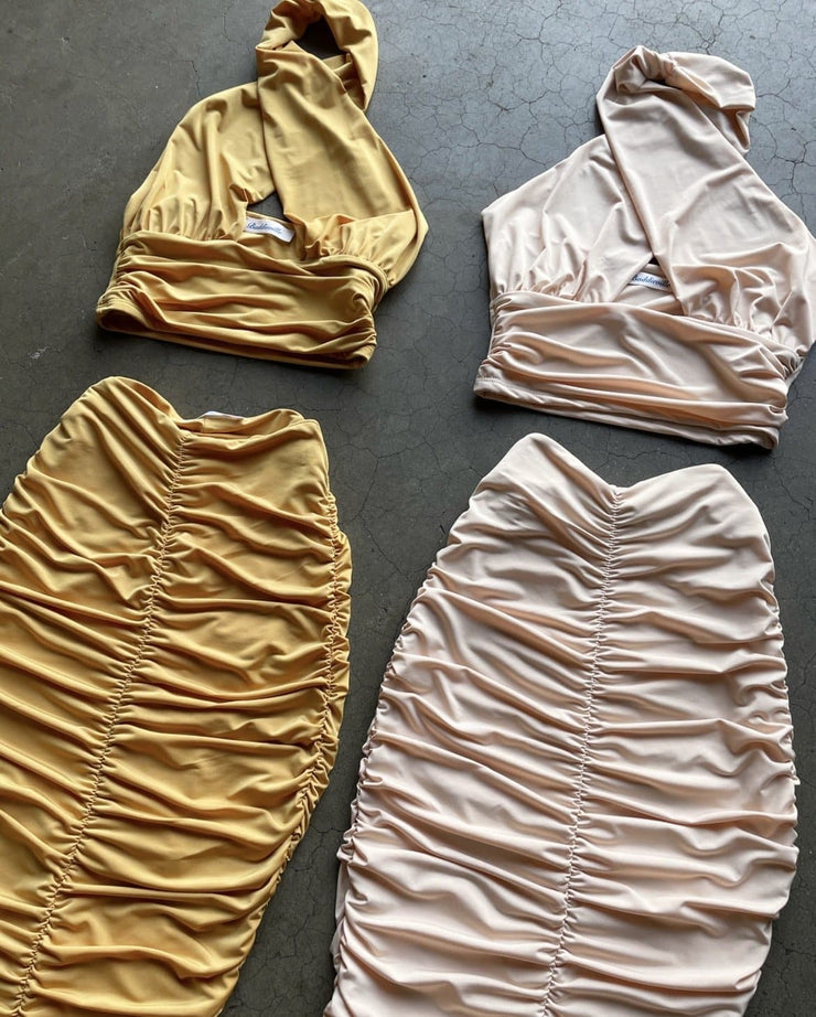 Belle skirt set