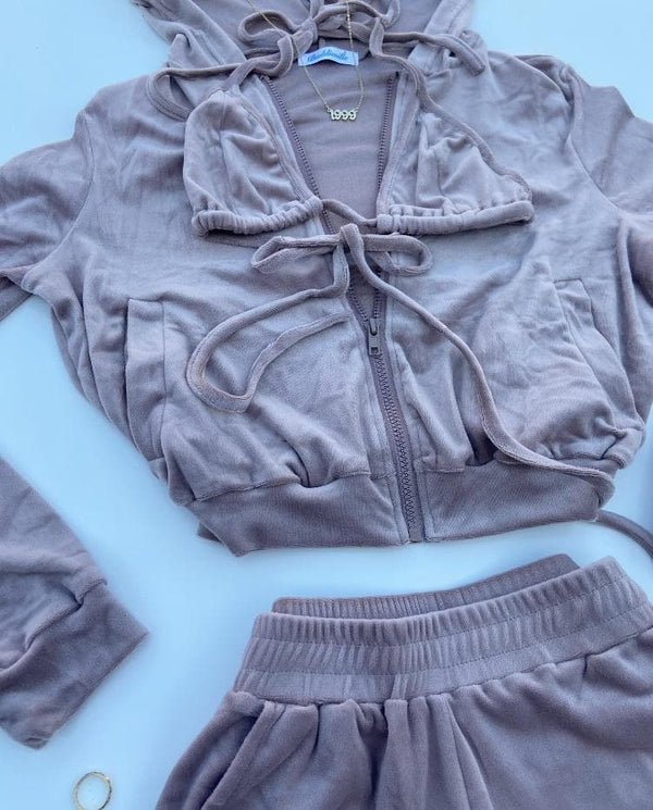 2000s Tracksuit (3 piece set)