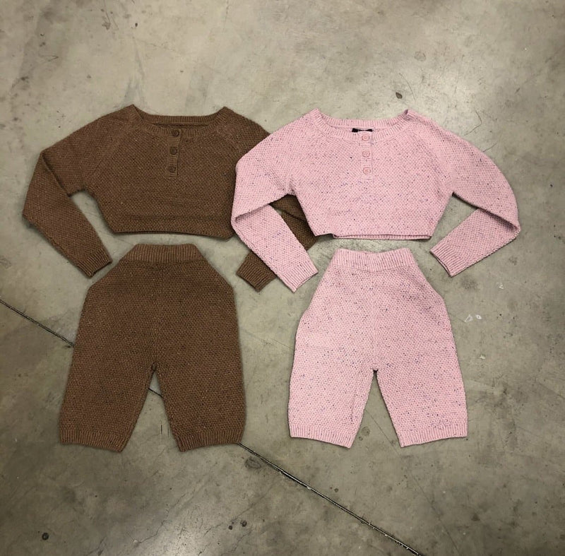 Brownie Biker Set
