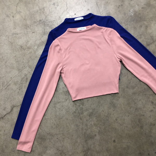 Paris Long Sleeve (Mauve)