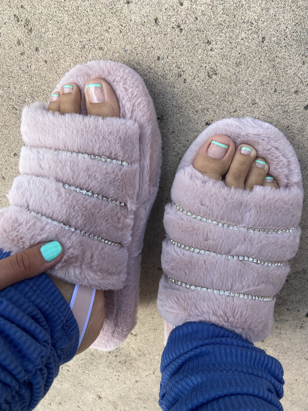 Cloud slides (mauve)