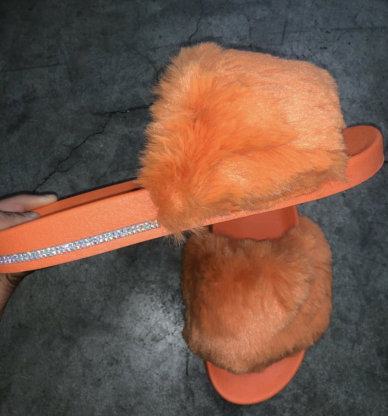 Posh Slides (Orange)