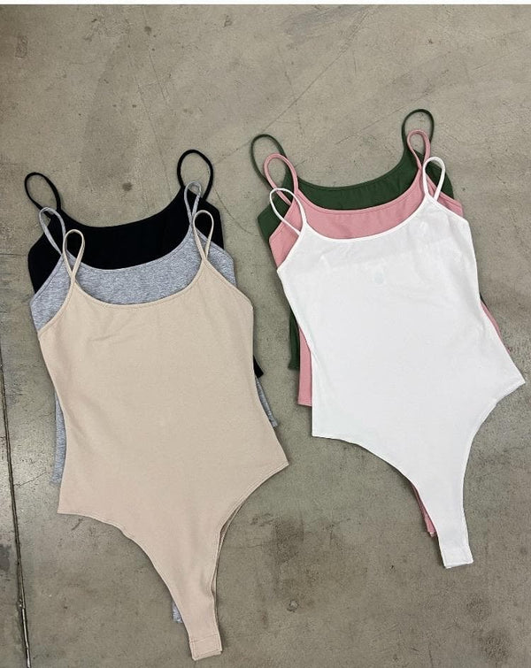 Baesic Cotton Bodysuit