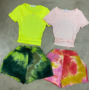 Tie Dye For (shorts)