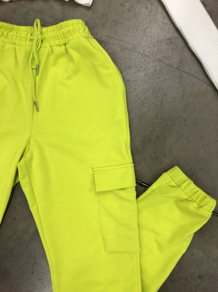 Serena Jogger (Lime)