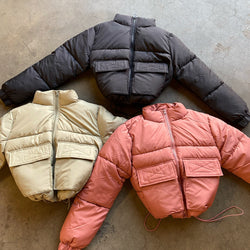 Riley Puffer Jacket