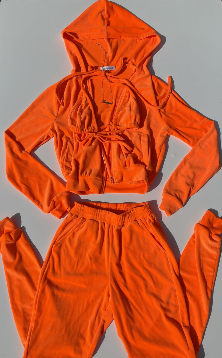 2000's Trackset (Orange)