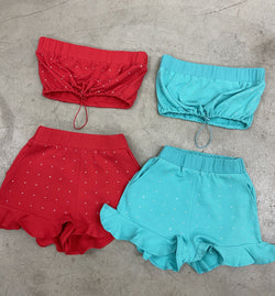 Bling Short Set