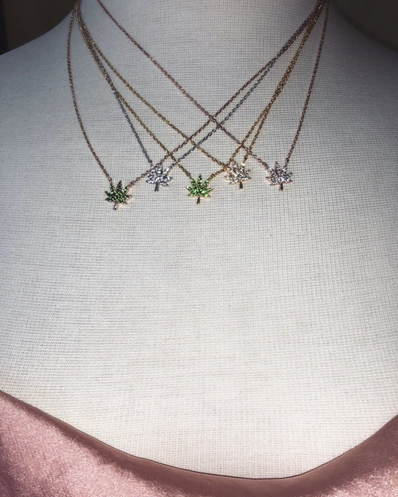 Stoner Babe Necklace Set