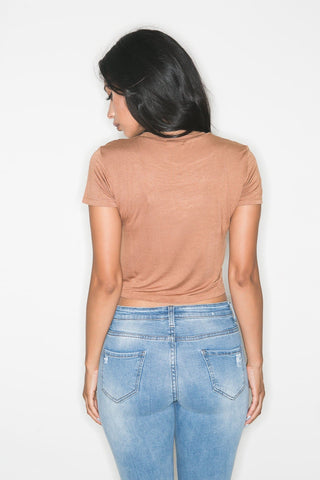 Terry Crop (Almond)