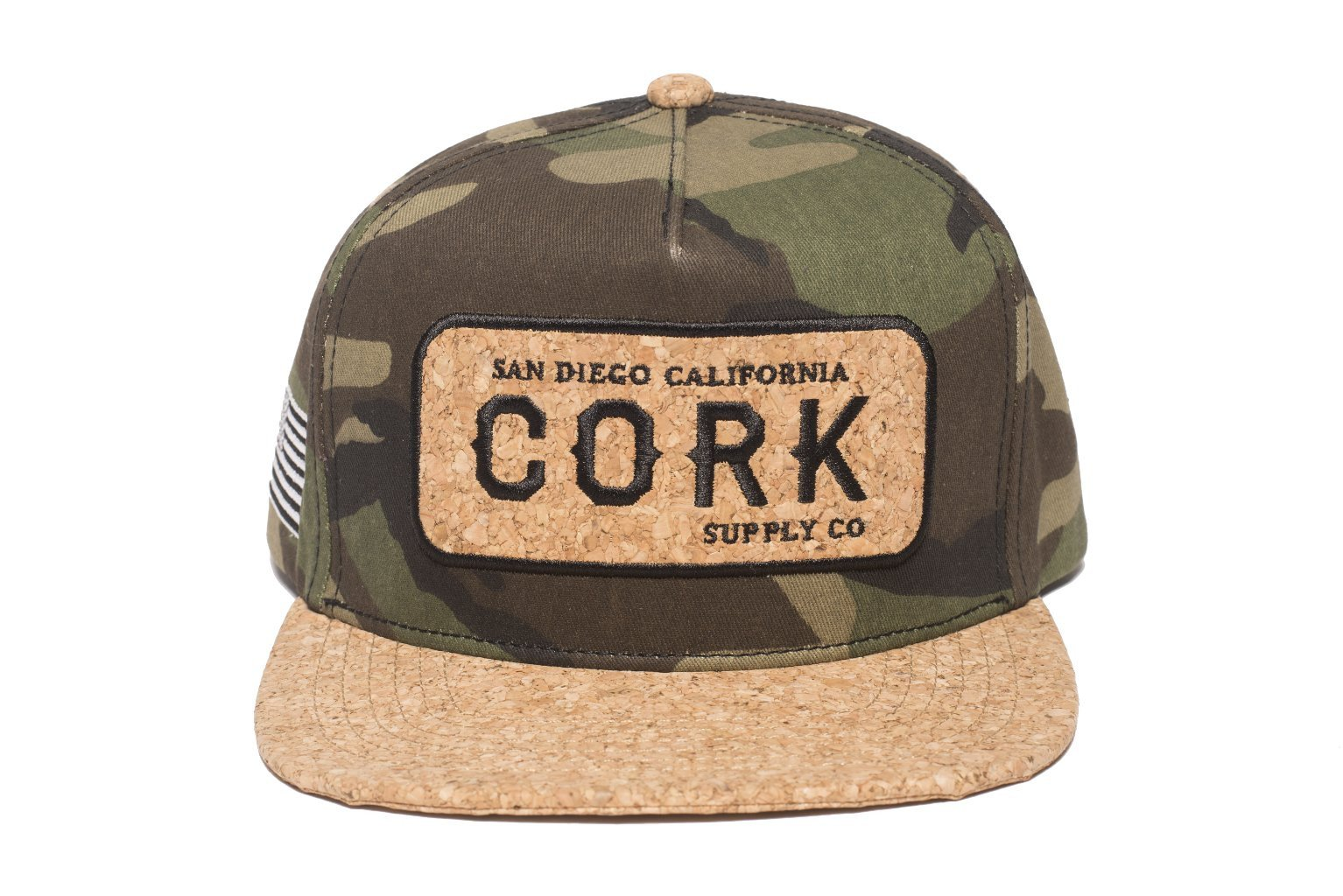 Cork Supply Co Camo Edition - Hat