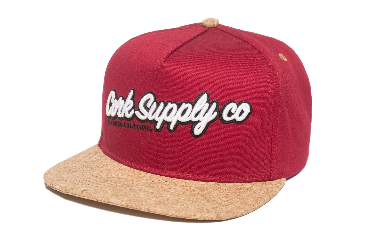 Cork Supply Co Red Edition- Hat