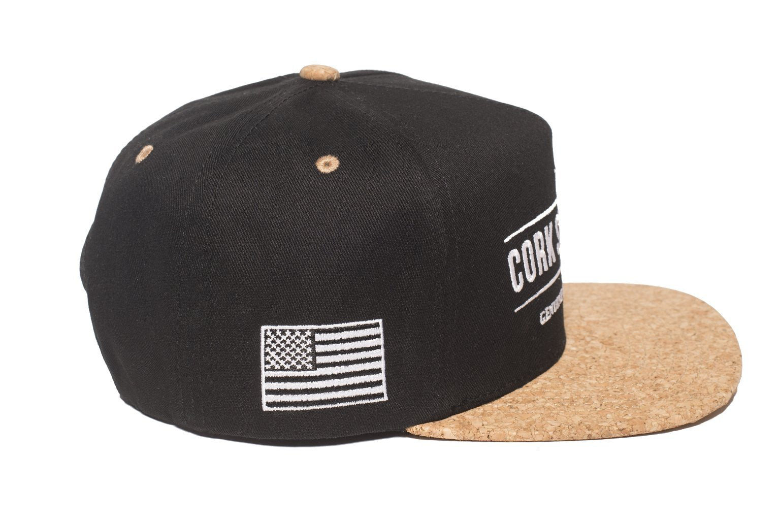 Cork Supply Co Black Edition - Hat