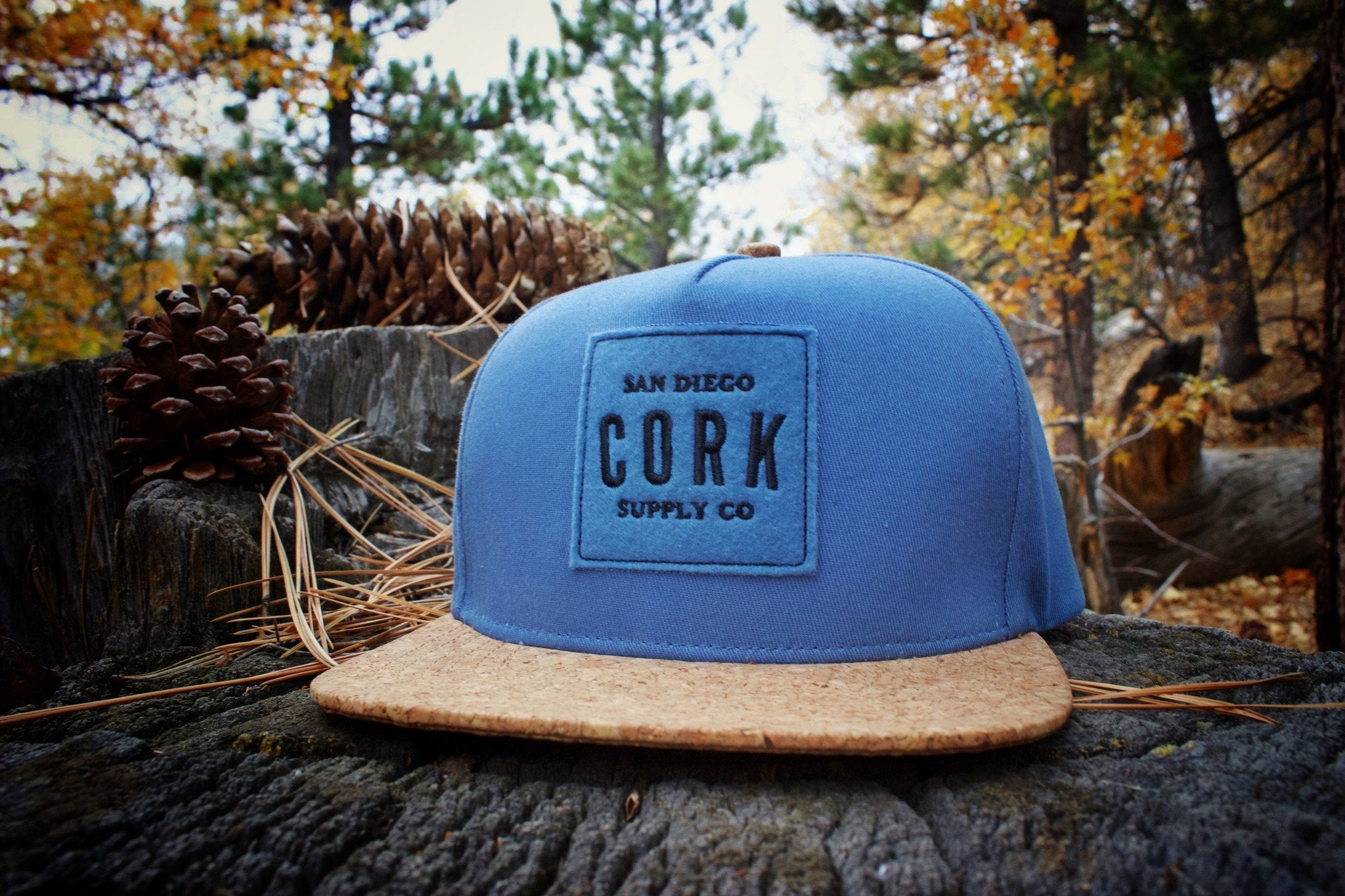 Cork Supply Co Blue Edition - Hat
