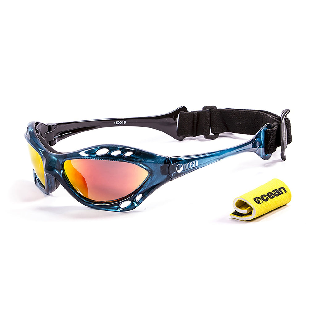 Ocean Combuco Blue Revo Polarized Lens Sunglasses