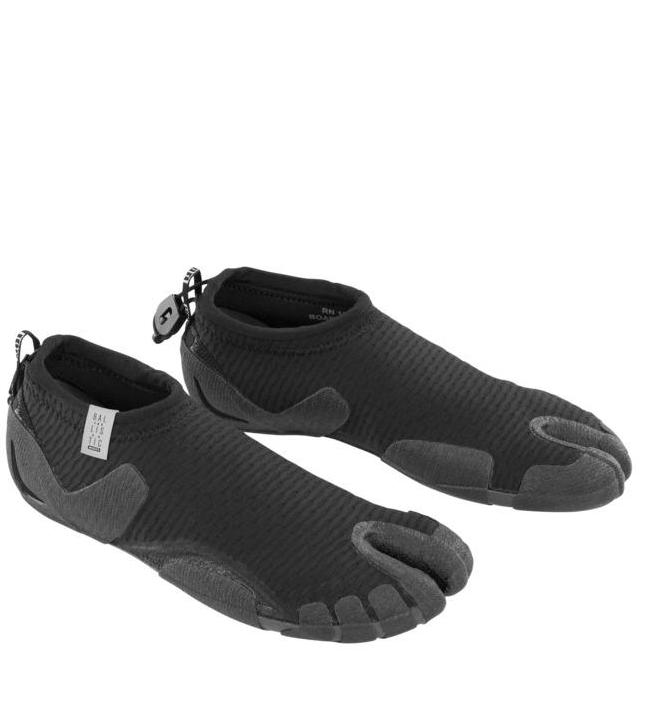 ION Ballistic Toes 2.0 Water-Sports Booties (Black)