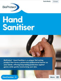 Bio Protect Sport Hand & Feet Sanitiser (Up to 4 hrs barrier protection) 60ml & 500ml