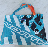 North Kite Upcycled Tote Bag Double Lining
