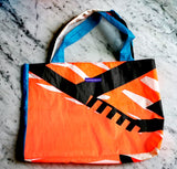 North Kite Upcycled Tote Bag Single Lining