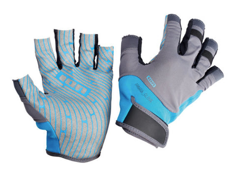ION AMARA GLOVES HALF FINGERS
