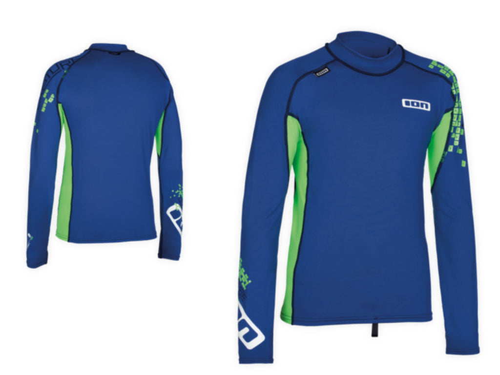 ION Capture Long-sleeved Lycra Rashguard (kids)