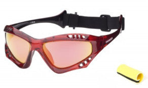 Ocean Australia Red Revo Polarized Sunglasses
