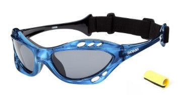 Ocean Combuco Polarised Blue Sunglasses