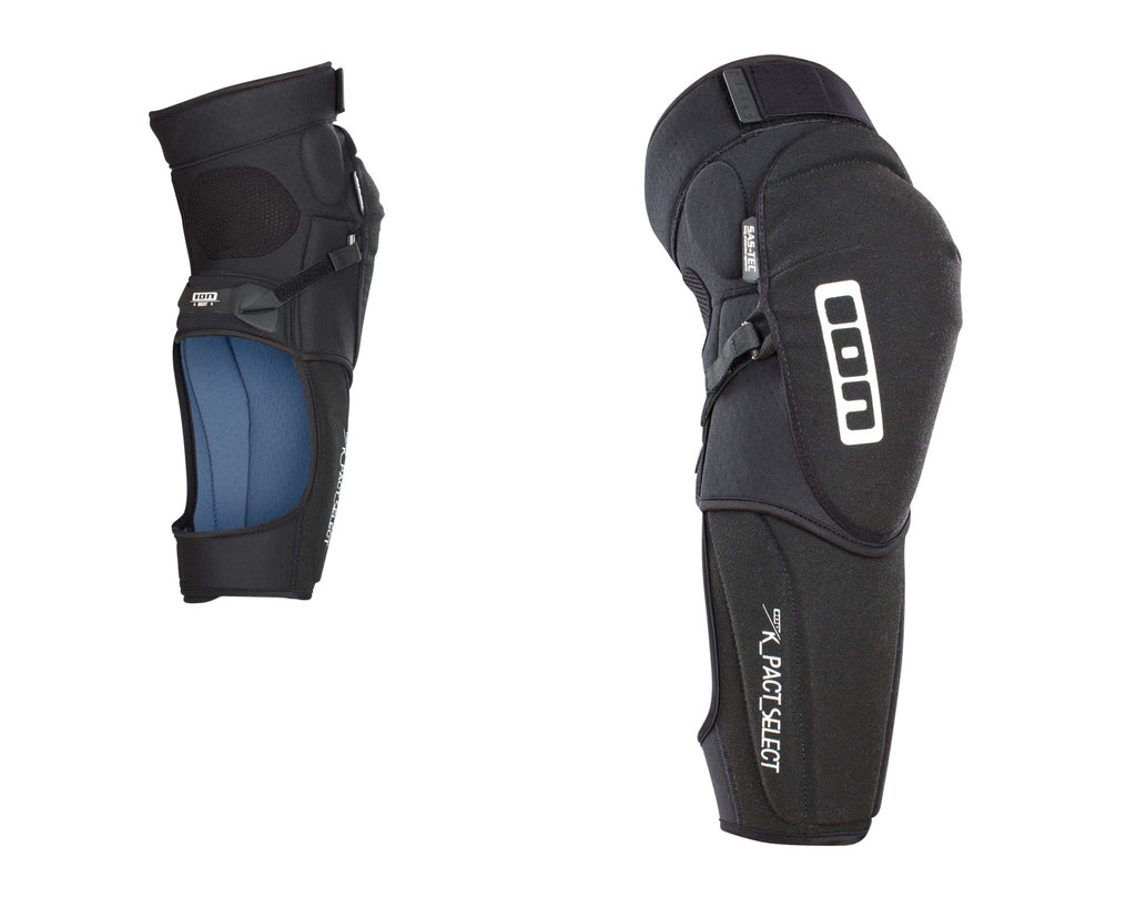 ION MTB K Pact Select Knee + Shin Protection Guards