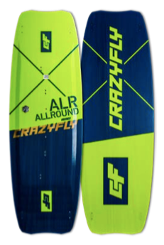 Crazyfly Allround 145 x 44