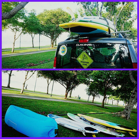Transport or Taxi for SUP Boards/Windsurfing Boards/Optimist Boat