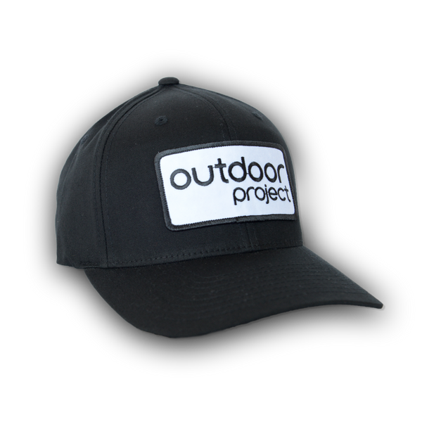 Outdoor Project Black Cap