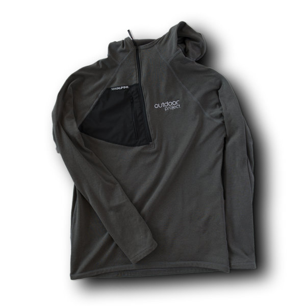 Outdoor Project + NW Alpine Performance Hoody - Men's