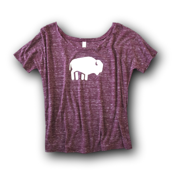 Outdoor Project Bison Tee - Women's Maroon