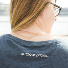 Load image into Gallery viewer, Outdoor Project Bison Tee - Women's Indigo