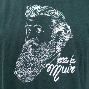 "Outdoor Project ""Less is Muir"" Tee - Men's + Women's"