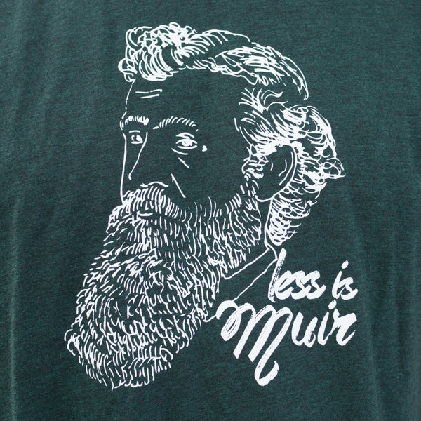 "Outdoor Project ""Less is Muir"" Tee"