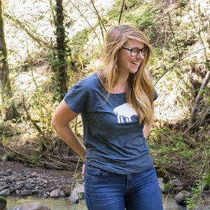 Outdoor Project Bison Tee - Women's Indigo