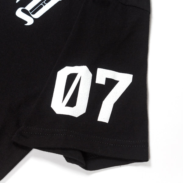 ATL TO NY (OE) Tee in Black