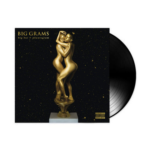 Big Grams 180g Vinyl