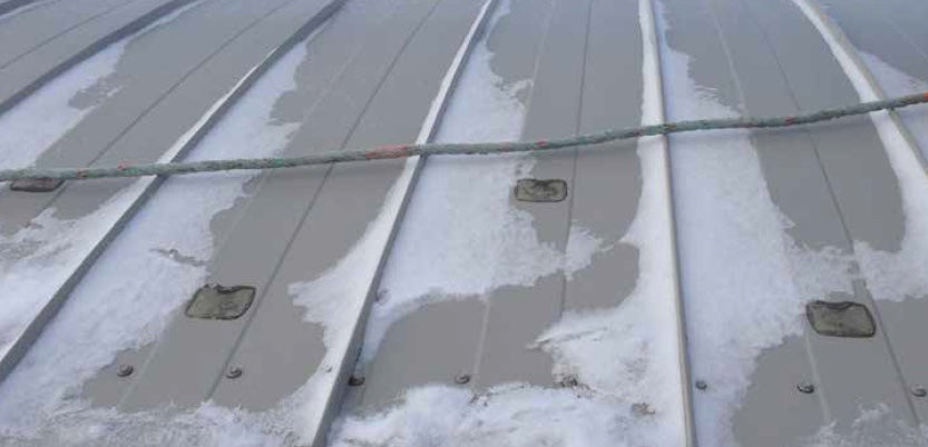 What Type of Snow Guard is On Your Metal Roof? Choose The Right Way!