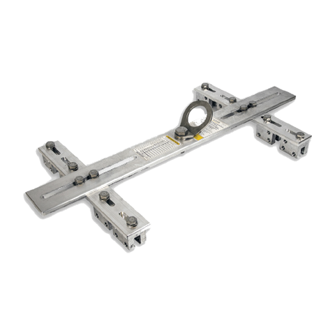 Guardian Permanent Adjustable Standing Seam Roof Anchor