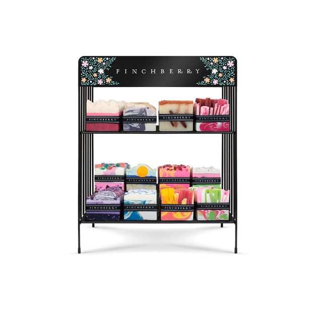A1 Classic Collection with UNBOXED Soaps and a free small display (132 Unit Set) 1